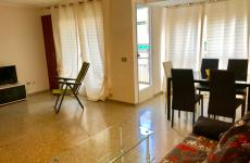 Big holiday apartment in Alicante City