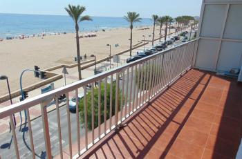 First line beach apartment Playa San Juan-El Campello