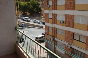 Not expensive flat in Alicante