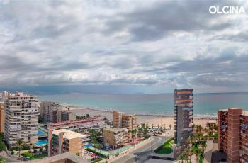 Great seaview apartment in Playa San Juan de Alicante