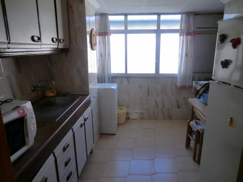 Flat in good condition not far from the sea