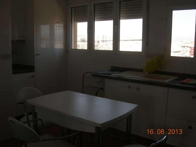 Self catering accommodation Alicante Spain